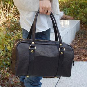 学生鞄を思わせるカジュアルボストン(V-138)