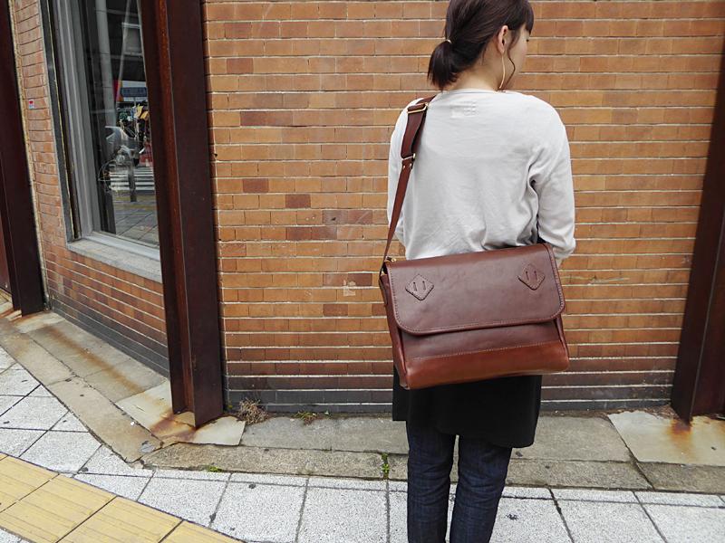 大阪店5周年記念鞄ソフトショルダー