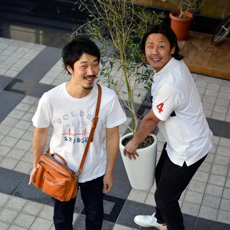 名古屋店の愉快な仲間たち1
