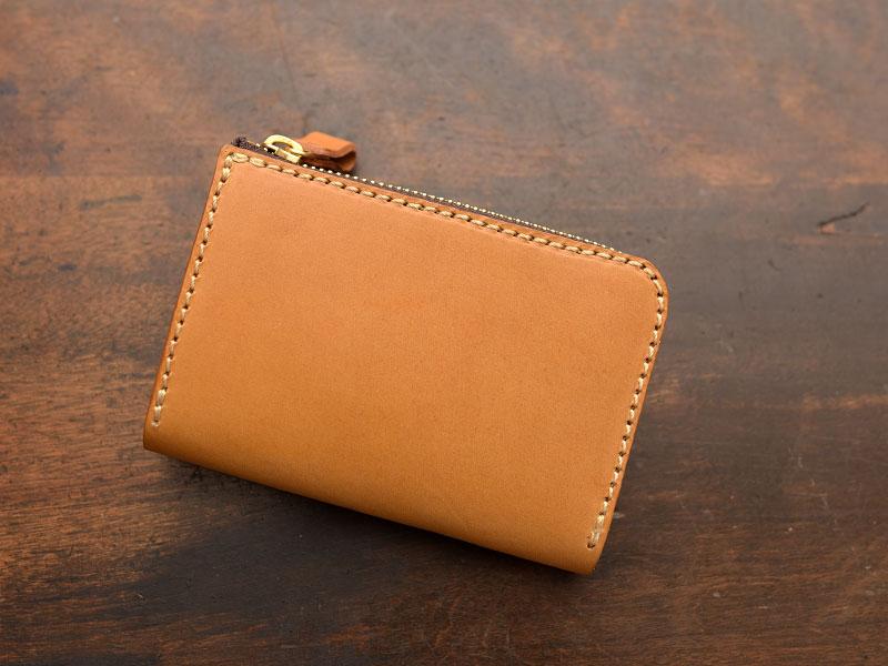 容量たっぷりL字ファスナー財布(FB-1627)