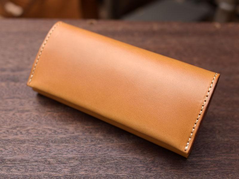カードフラップ付き長財布(FB-1624)