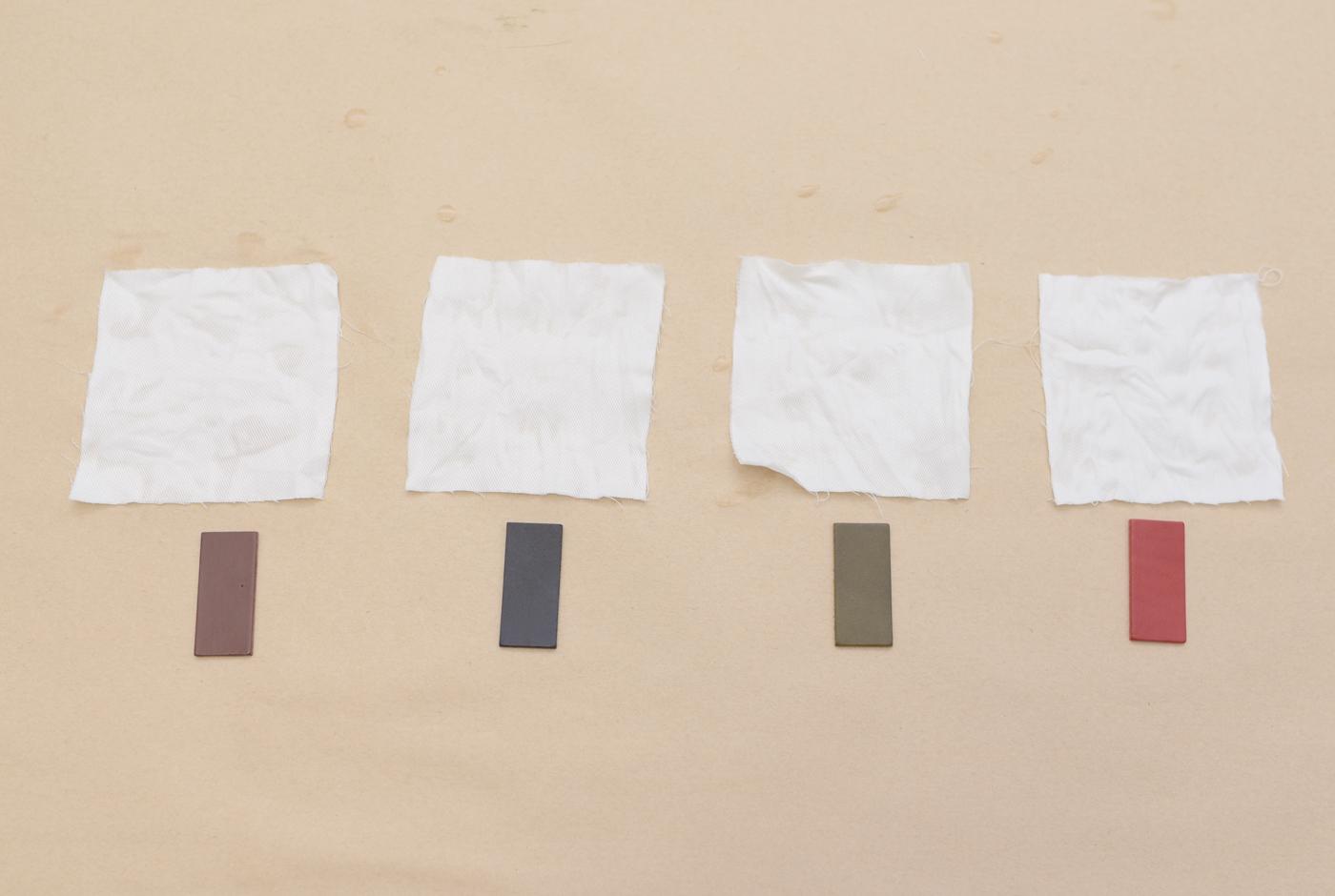 HERZなんでも実験室Vol.2 色落ち&色移り