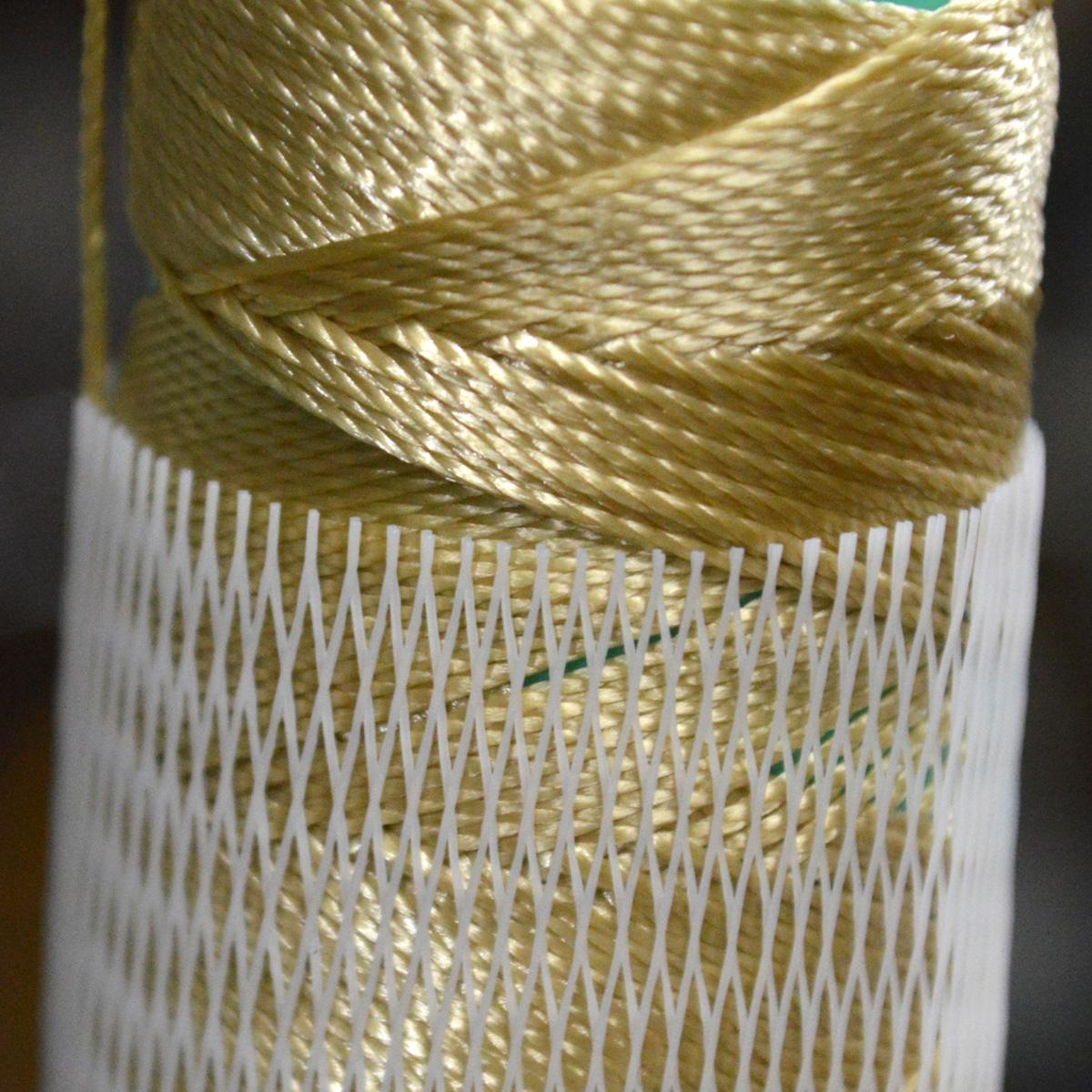 キラキラ糸