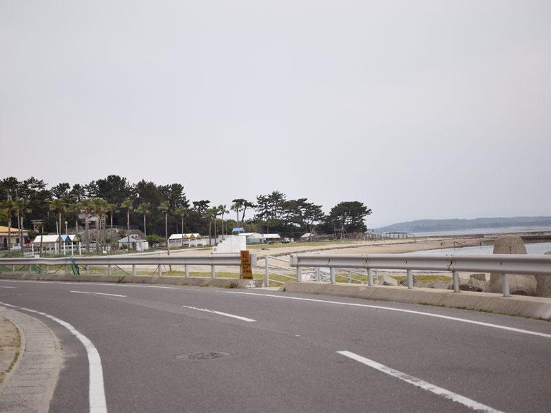 日間賀島 サイクリング