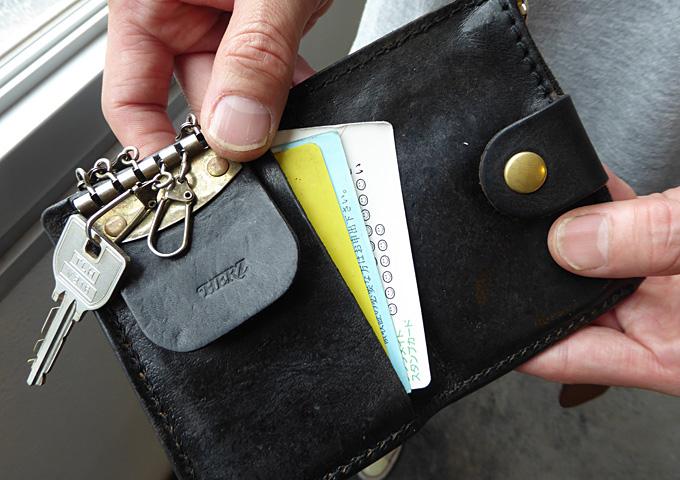 スタッフ愛用品:小銭入れつきキーケース 愛用法3