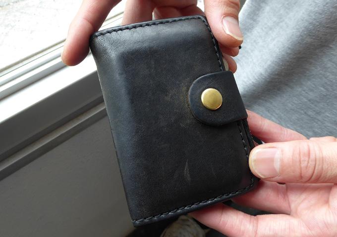 スタッフ愛用品:小銭入れつきキーケース エイジング