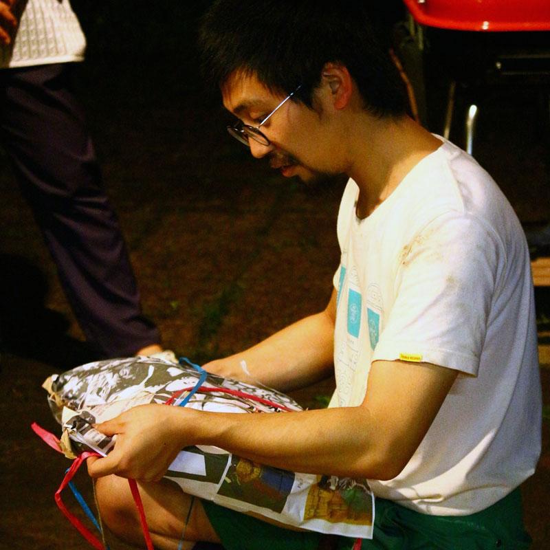 作り手の熊谷