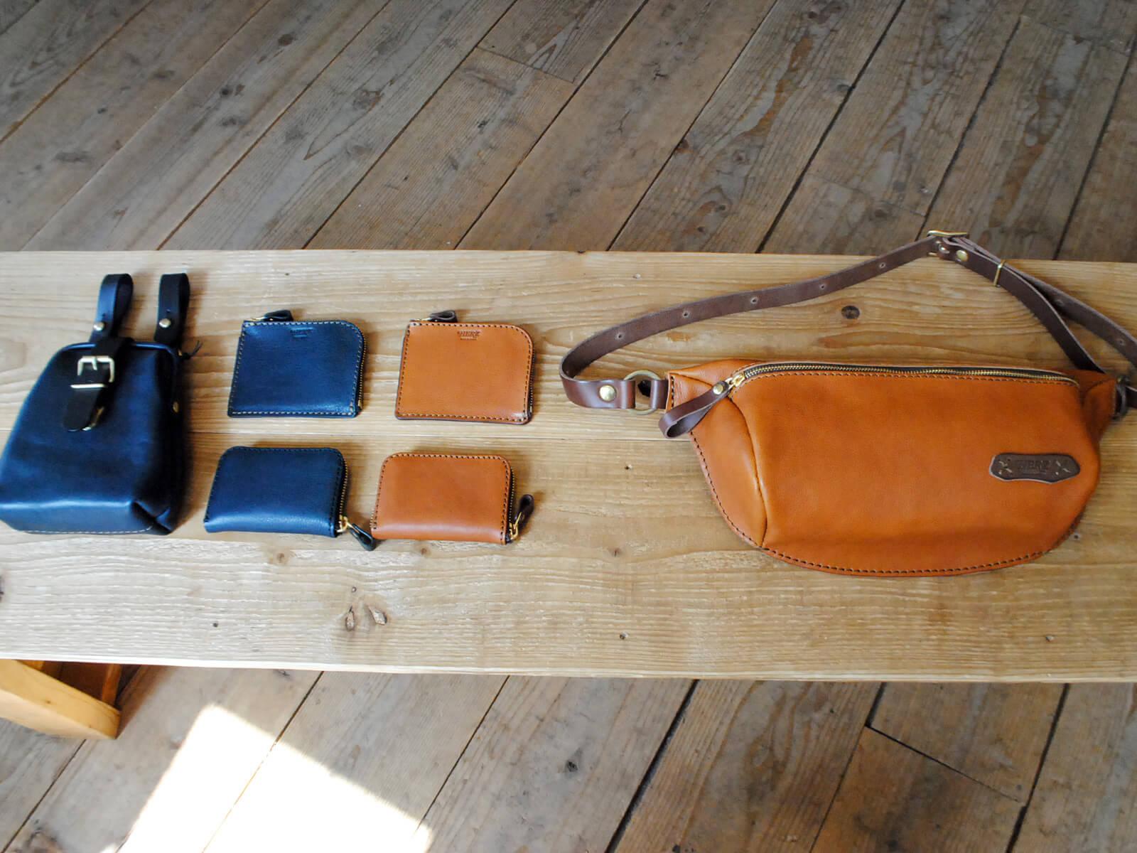 大阪店:松本の個人的にお勧めな鞄と小物