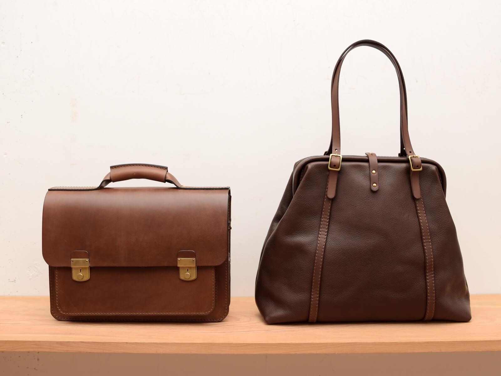 ドラマ『遺産相続弁護士 柿崎真一』にHERZのバッグが使用されています