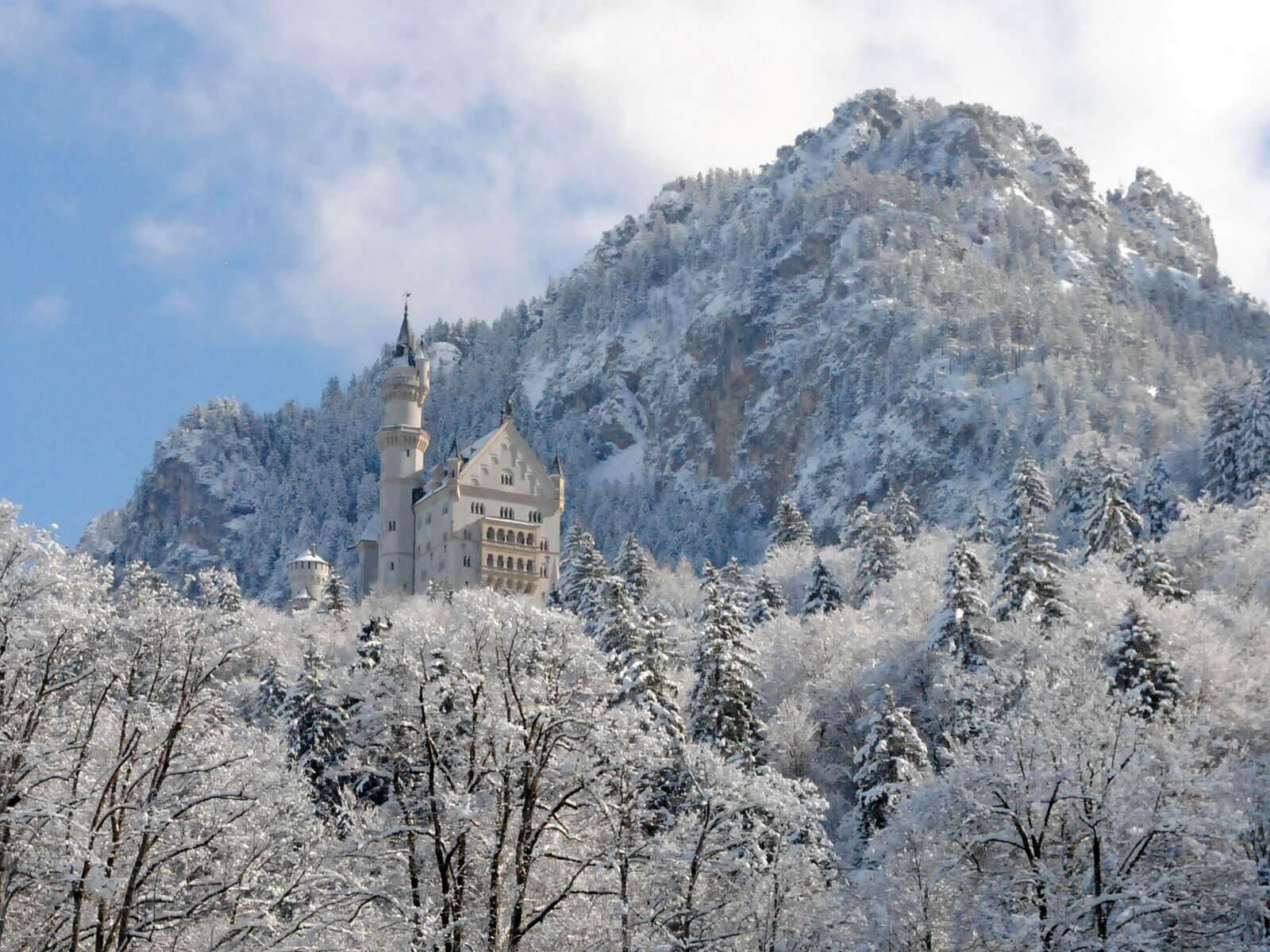 冬のドイツ旅行記2016