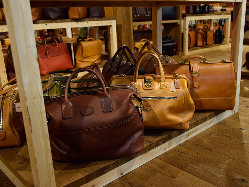 名古屋店オススメのボストンバッグ