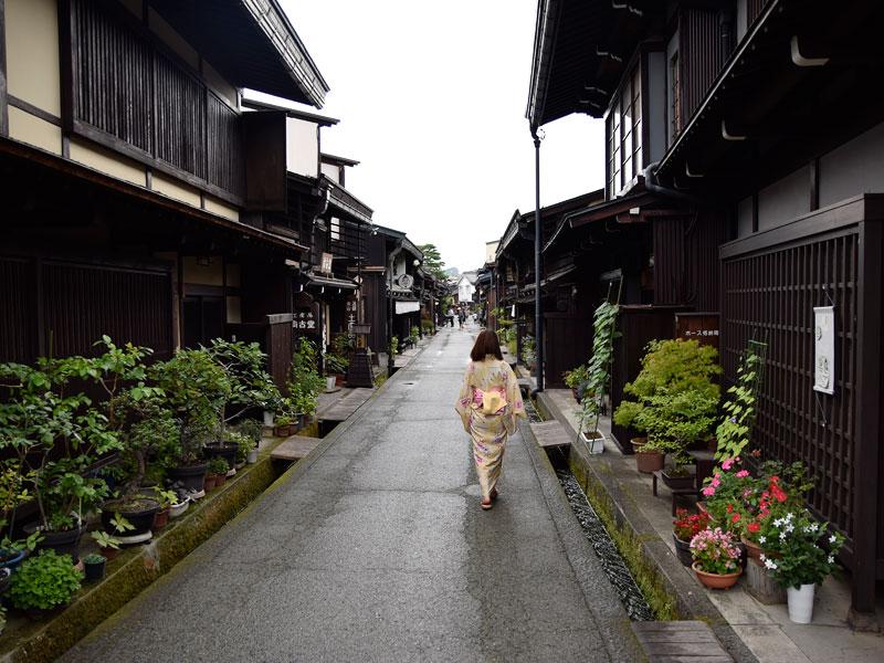 高山・白川郷の風景3