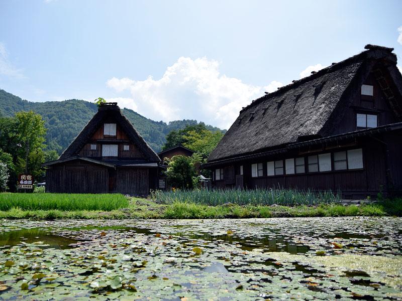 高山・白川郷の風景6