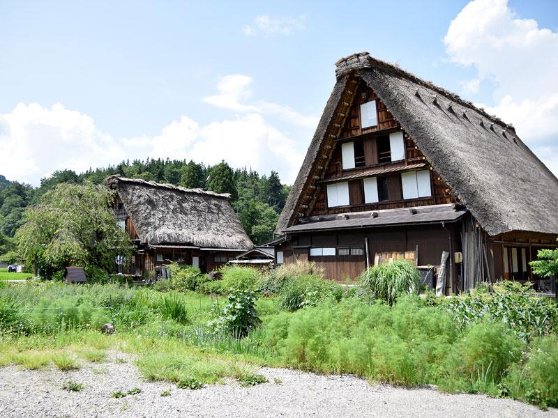 高山・白川郷の風景8