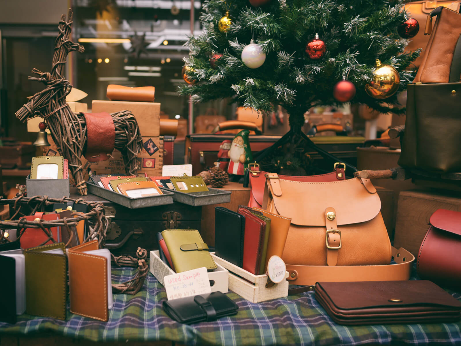 クリスマスプレゼントで喜ばれるレザーアイテム人気ランキング2016