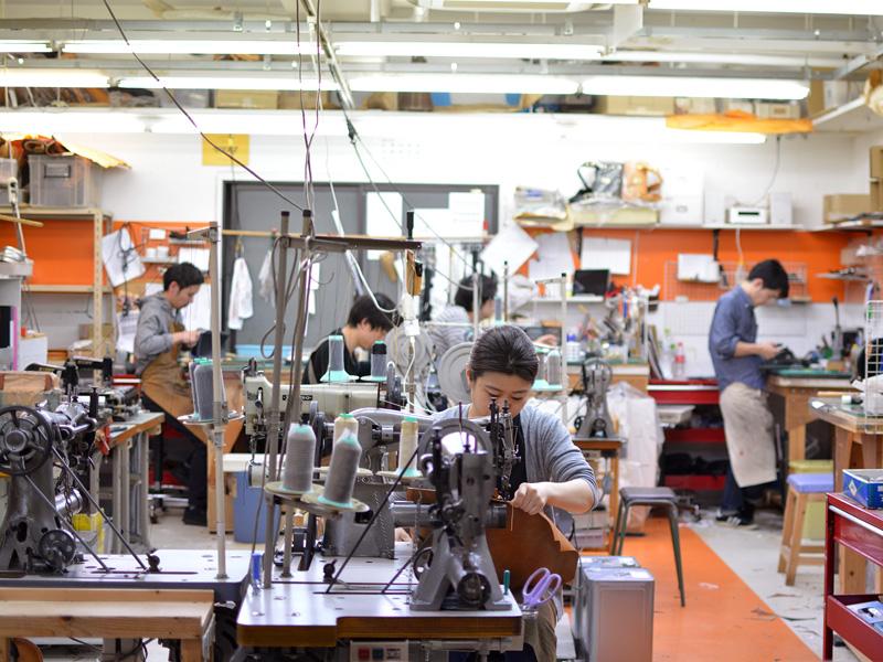 渋谷工房の制作スタッフ
