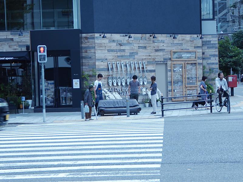 HERZ大阪点の様子