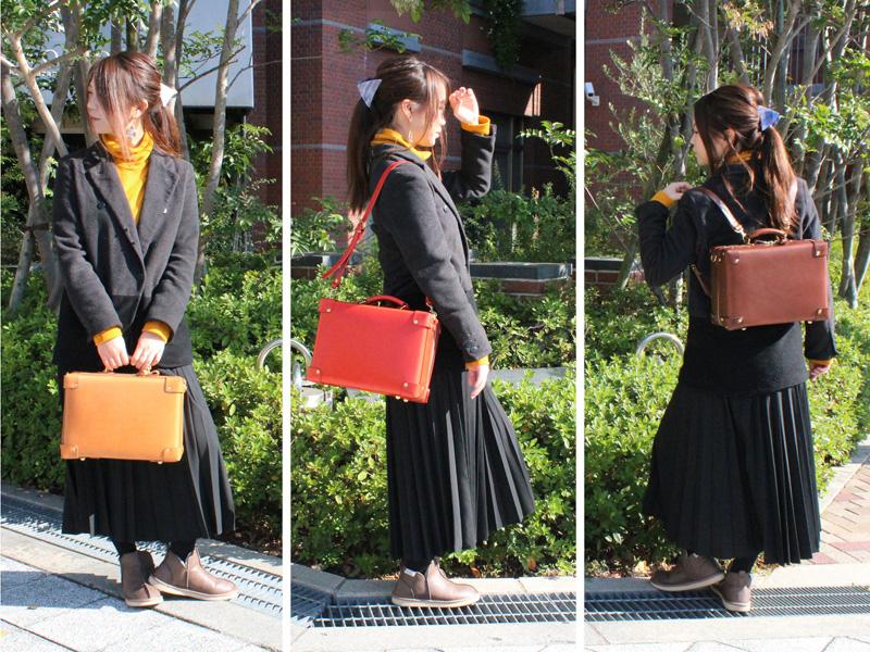 大阪6週連続リリースラスト!「3WAYソフトトランク」