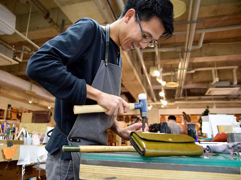 名古屋店の作り手1