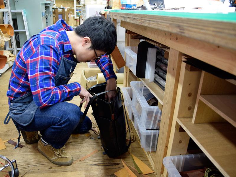 名古屋店の作り手3