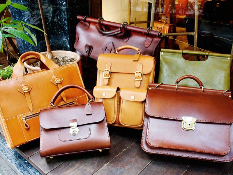 9記念鞄たち