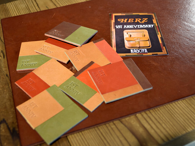 HERZ名古屋店は1月9日で一周年を迎えます