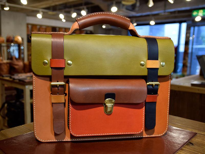 学生鞄風・2wayビジネスバッグ(BC-16)のスーパーカラー
