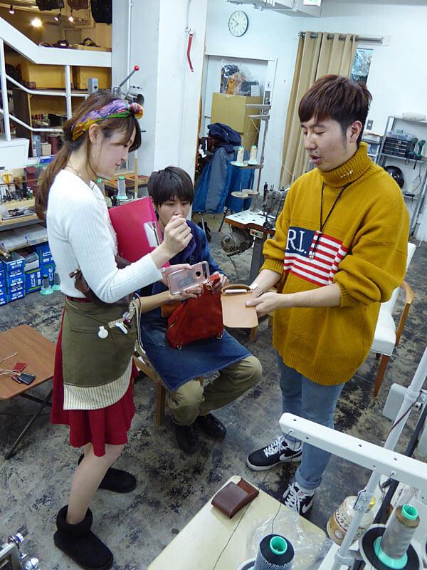 大阪店 チョコレートギフト 品評会