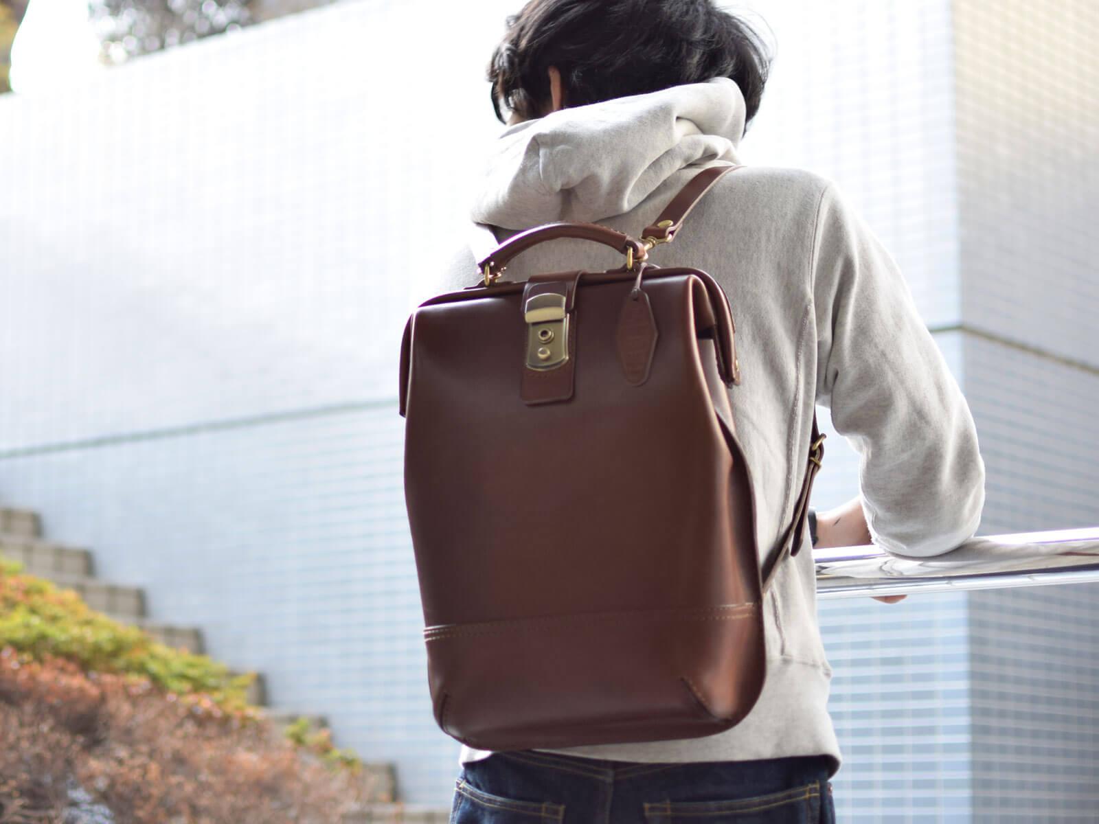 新生活、普段使いやお仕事・通学にもオススメの背負える鞄をご紹介