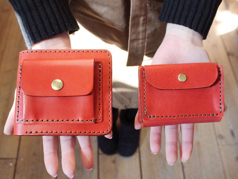 小型財布 サイズ比較