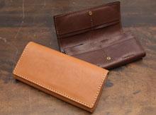 長財布の商品一覧ページへ