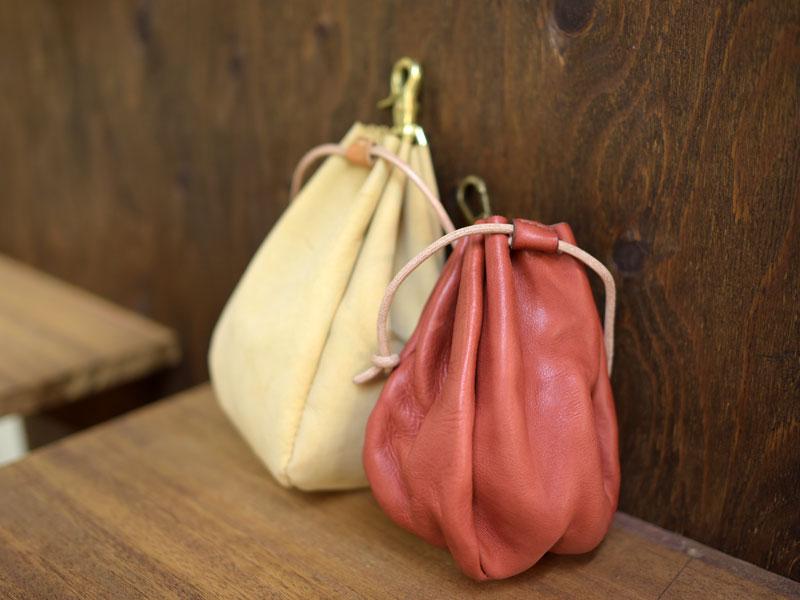 ウォッシュ加工の鞄サンプル3