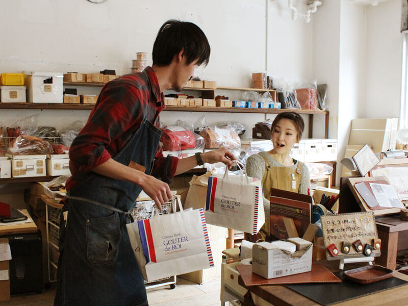 ホワイトデー 大阪店