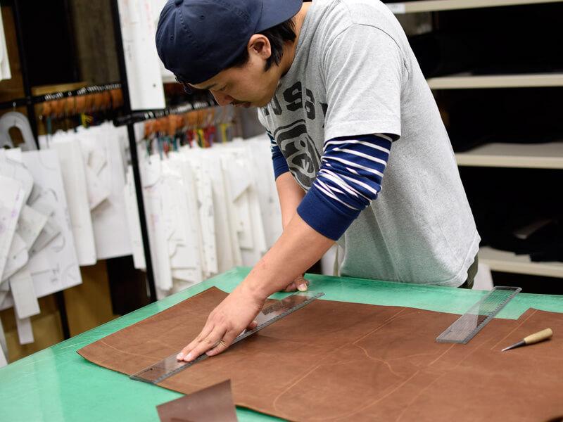 名古屋店の工房風景1