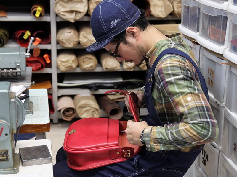 オープン記念鞄品評会3