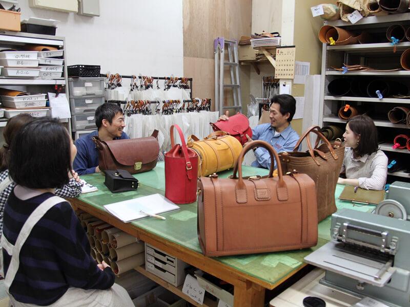オープン記念鞄品評会2