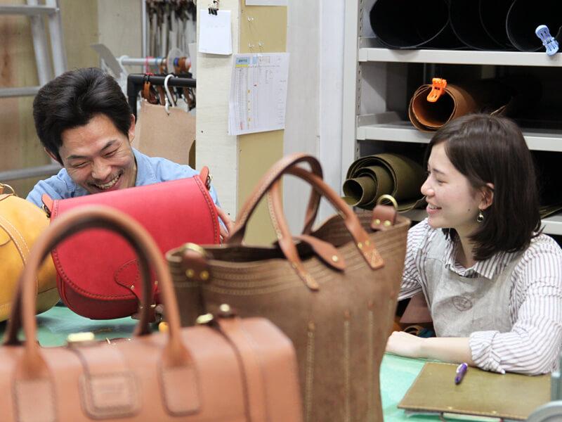 オープン記念鞄品評会6