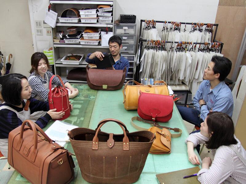 オープン記念鞄品評会4