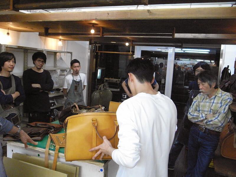 渋谷工房の品評会