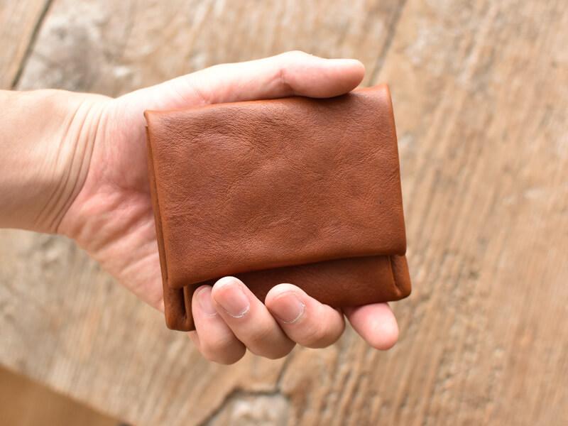 小型財布(GS-54) 手持ち