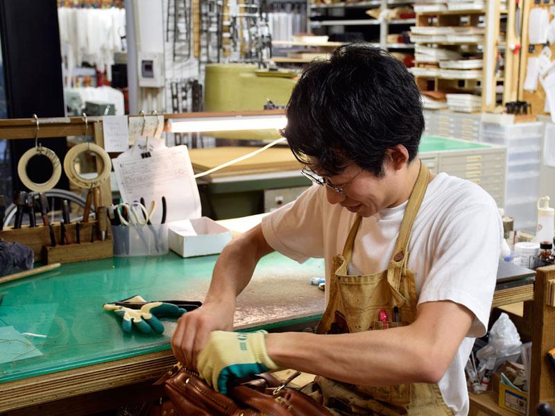 名古屋店の作り手:草間