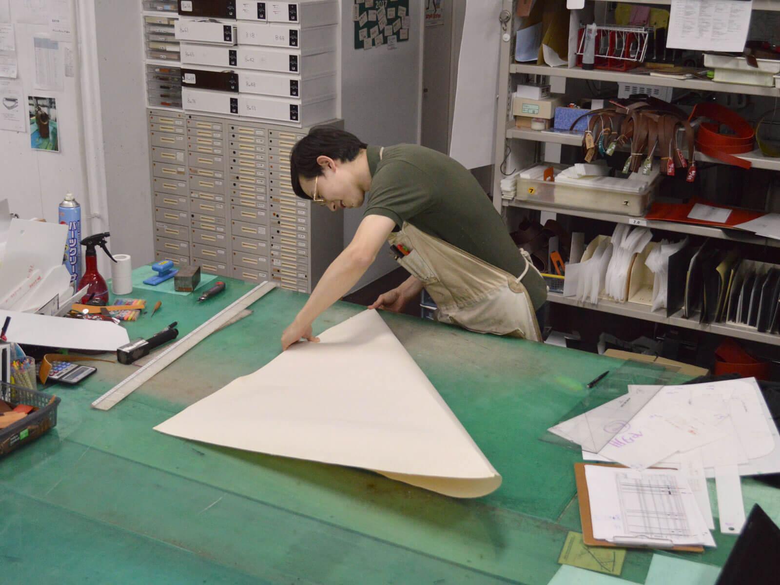 大きい折り紙