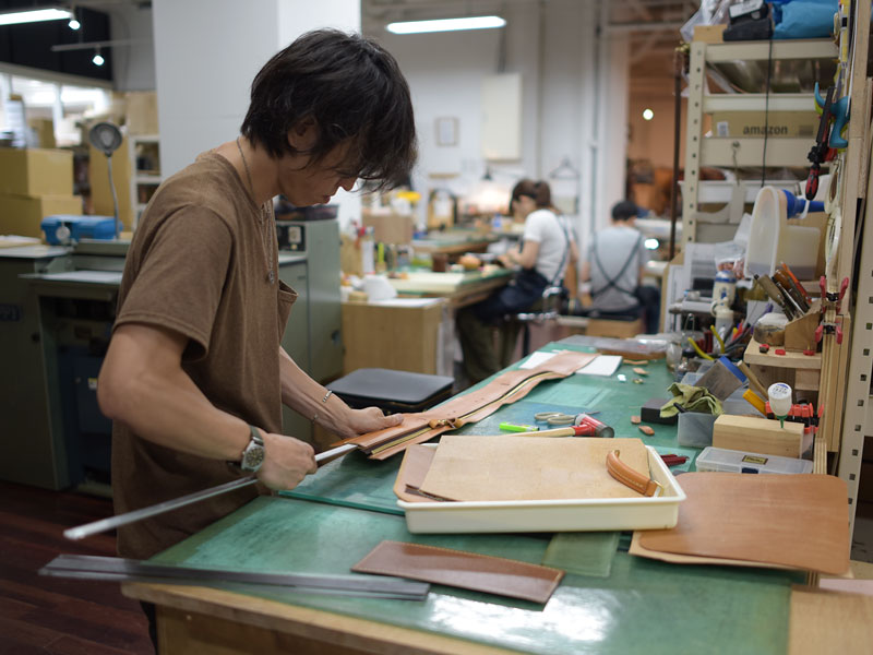 大阪の製作リーダー今井