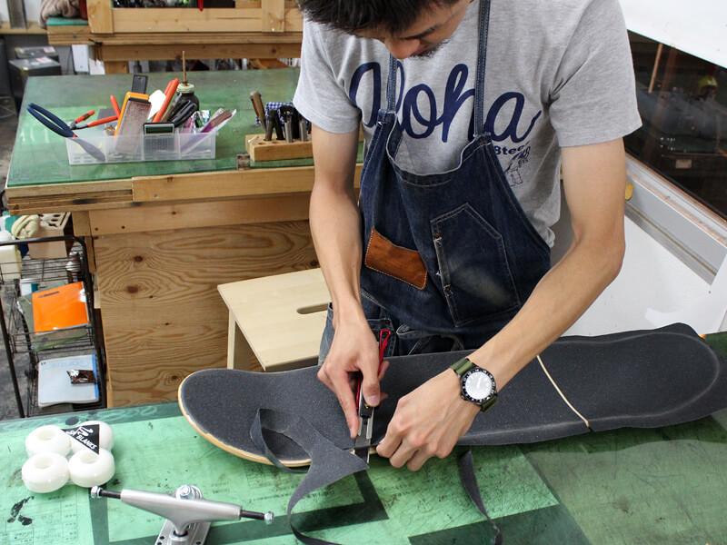 大阪店の作り手:佐藤