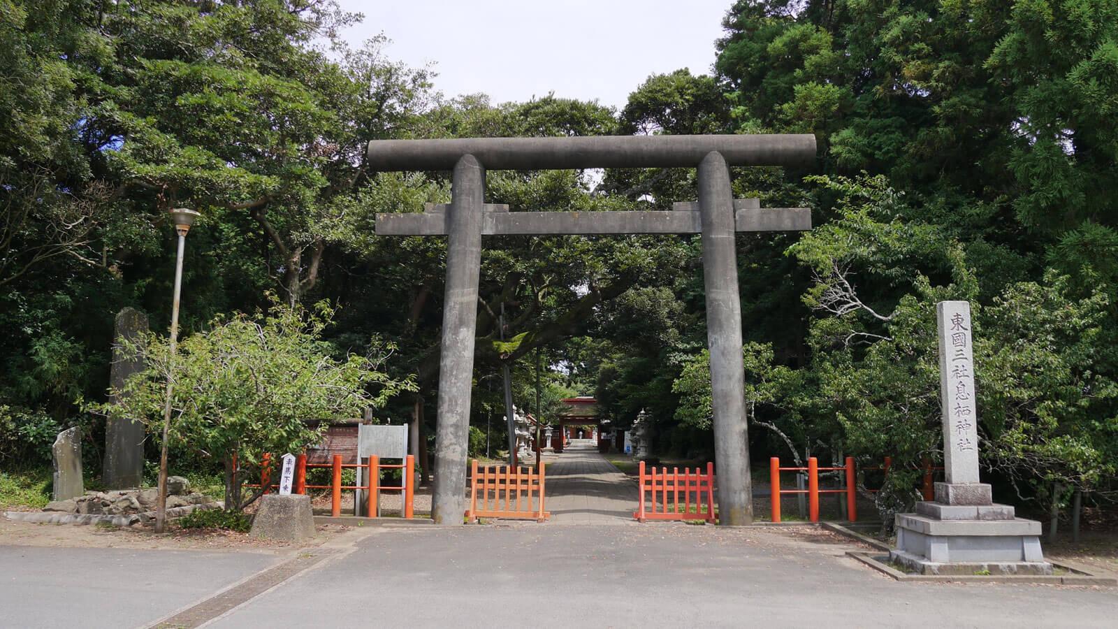 3息栖神社