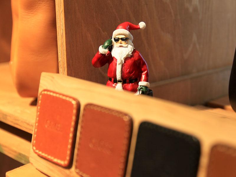 博多店 クリスマスディスプレイ2