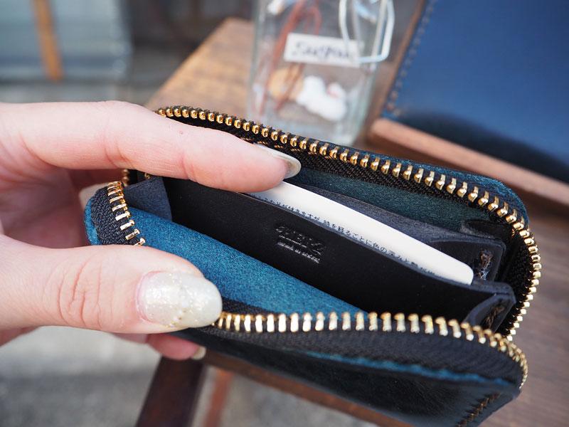 小型財布 パーツ