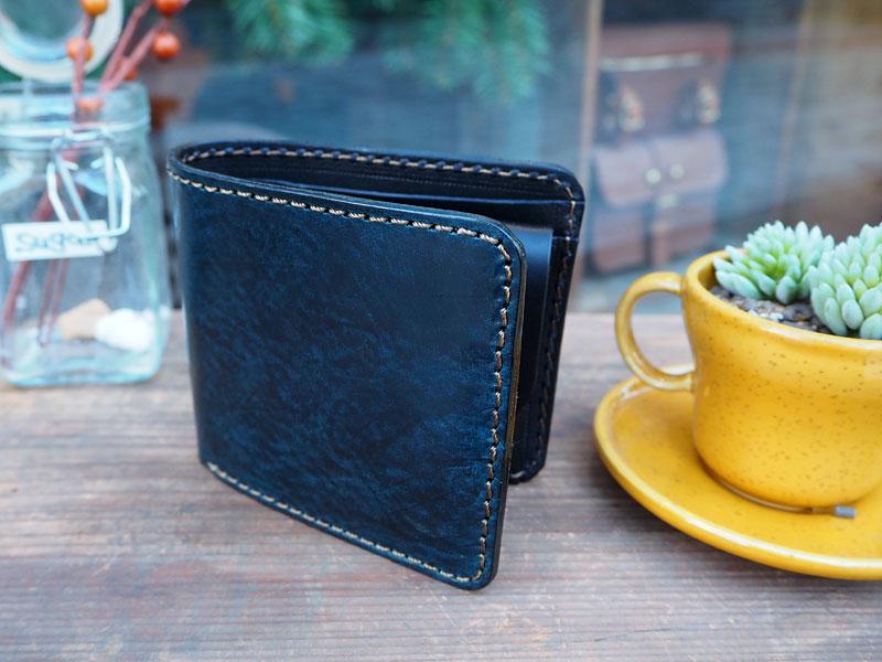 使いやすい二つ折り財布