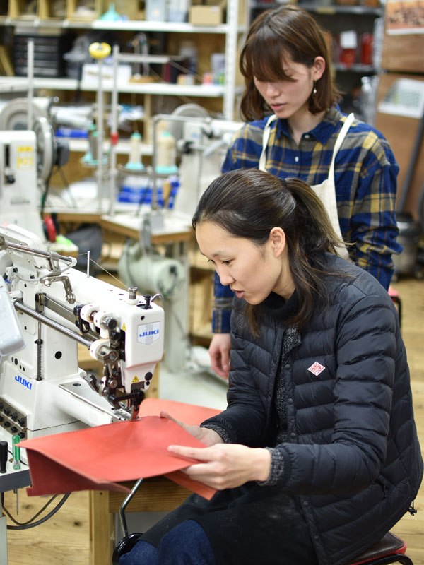 博多店の作り手:松尾と名古屋店の野中