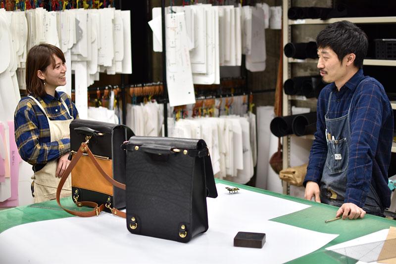 博多店の作り手:松尾と名古屋の向